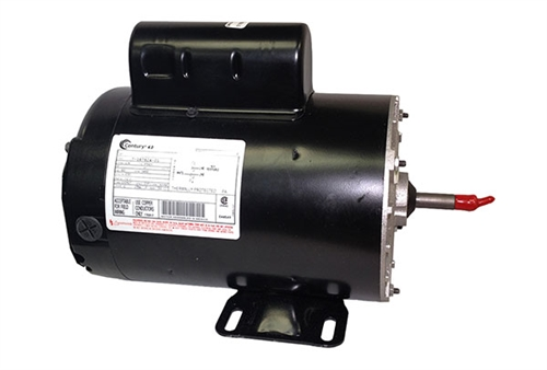 Spa Pump Motor 4 Hp 56 Frame Single Speed 240 Volt