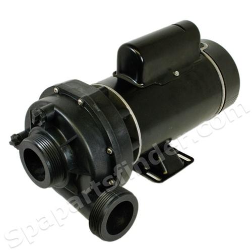 6500 258 6500 758 Sundance Spas Jacuzzi 120 Volt Pump 2 Speed 1 5 Hp