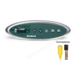 6600-189 Sundance Spa Control Panel for Dover 04-10/2013